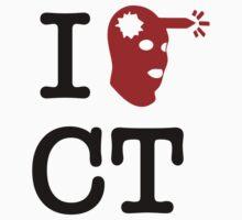 I headshot CT by Teerribol