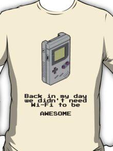 Game Boy Retro Tee T-Shirt
