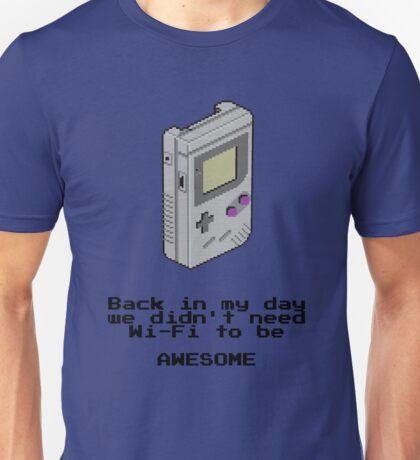 Game Boy Retro Tee Unisex T-Shirt