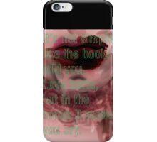 Hurricane Kisses: Love Like Books iPhone Case/Skin