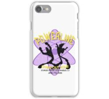 Vintage Powerline Concert Logo - A Goofy Movie iPhone Case/Skin