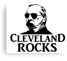 Cleveland Rocks! Canvas Print