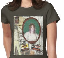 How Shall I render Thee? Womens Fitted T-Shirt