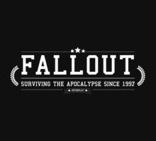 Fallout - Retro White Clean by garudoh