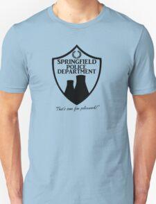 Springfield PD T-Shirt
