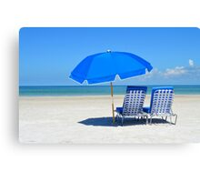 The Perfect Spot Canvas Print