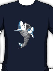Left Sharknado T-Shirt