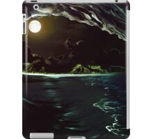 Noche tahitiana iPad Case/Skin