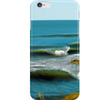 Chapa panoramica iPhone Case/Skin