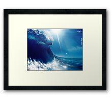 Brillos Framed Print