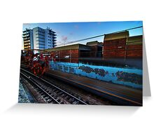 City to Surf Greeting Card
