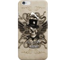 Full Steam Ahead!  iPhone Case/Skin