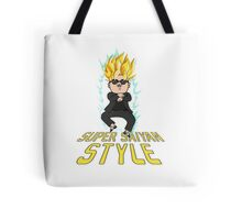 Super Saiyan Style Tote Bag