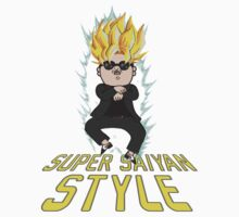 Super Saiyan Style by Phosphorus Golden Design