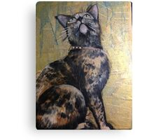 Cindy looking up Canvas Print