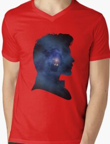 GERONIMO! Mens V-Neck T-Shirt