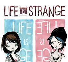 life is strange by gilankspahlevi