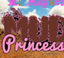 Mt Magnet Mudd Princess Sticker