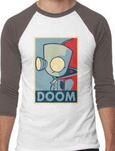 DOOOOOM - Gir Men's Baseball ¾ T-Shirt