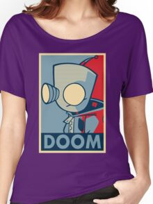 DOOOOOM - Gir Women's Relaxed Fit T-Shirt