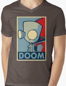 DOOOOOM - Gir Mens V-Neck T-Shirt