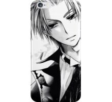 Usui Takumi Manga iPhone Case/Skin