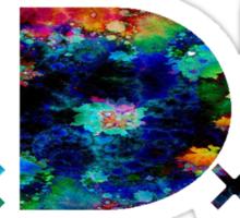 TDE LSD Acid Sticker