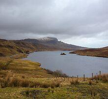 Loch Fada by tinnieopener