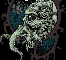 Cthulhu Rises! by saintdevil