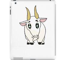 Vanilla Goat iPad Case/Skin