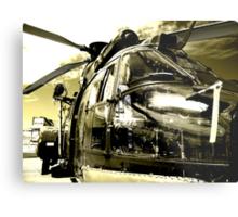 Avalon Airshow - The Mean Machine Metal Print