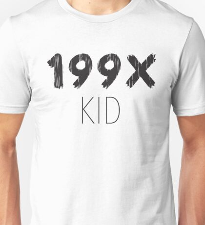 199X Kid Unisex T-Shirt