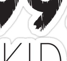199X Kid Sticker