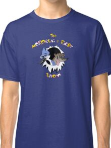 The Mordecai & Rigby Show Classic T-Shirt