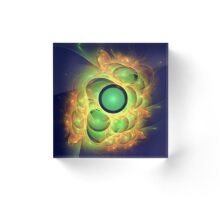 Apophysis -- HyperLight Acrylic Block