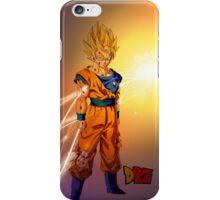phone skin - Goku iPhone Case/Skin