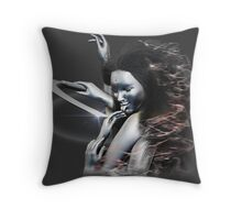 Lord Kali Throw Pillow
