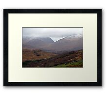 Winter In Kerry Framed Print