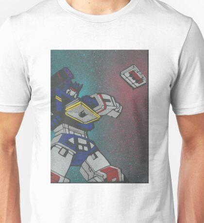 soundwave superior 2 Unisex T-Shirt