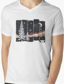 Starry Night in the Mountains... T-Shirt