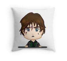 Little Alan Throw Pillow