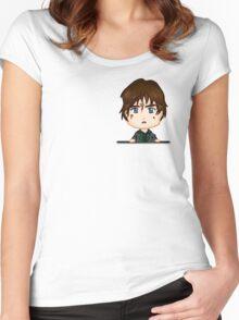 Little Alan Women's Fitted Scoop T-Shirt
