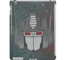 nemesis prime iPad Case/Skin
