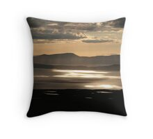 Lightshow 3 Throw Pillow