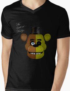 FNaF Mens V-Neck T-Shirt