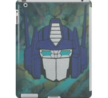 optimus prime even better than before iPad Case/Skin