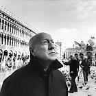 Portrait in San Marco Square, Venice by titus