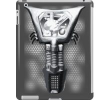 Cyberman Chest-Plate Shirt iPad Case/Skin