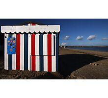 Weymouth Refreshments Photographic Print