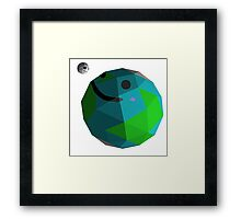 You Mean The World To Me Framed Print